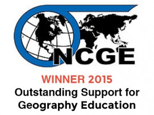 NCGE 2015 award badge